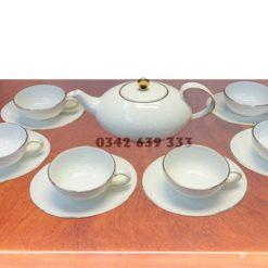 Bộ trà elip anna