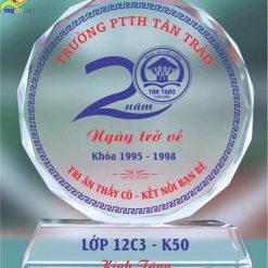 Kỷ niệm họp lớp pha lê - KHP01