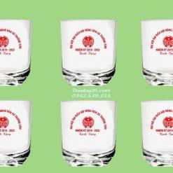 Bộ 6 cốc thủy tinh cao cấp
