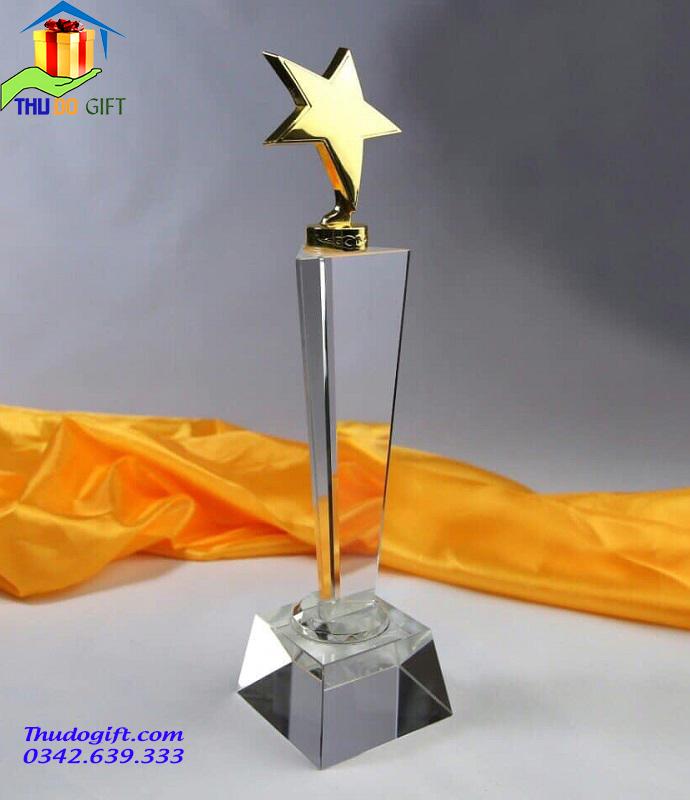 Cúp Vinh Danh Thủ Đô - CVT05
