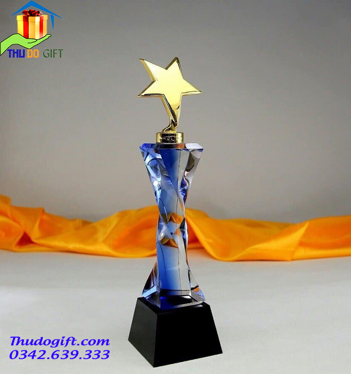 Cúp Vinh Danh Thủ Đô - CVT04