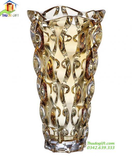 Lọ hoa pha lê Tiệp - PL05