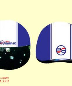 Mũ bảo hiểm in Logo thép DANA-UC