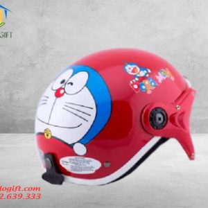 Mũ Bảo Hiểm Trẻ Em Có Kính