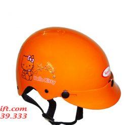 Mũ bảo hiểm trẻ em không kính - MTE01