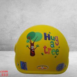 Mũ bảo hiểm trẻ em có kính - MTK05