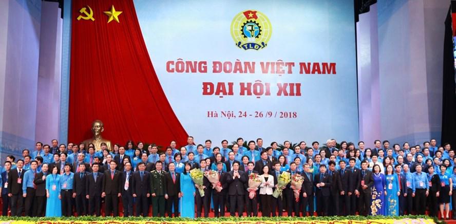 Đại hội công đoàn Việt Nam