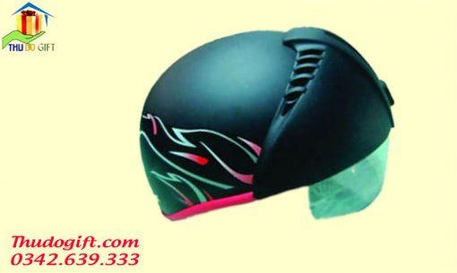Mũ bảo hiểm có kính siêu bền