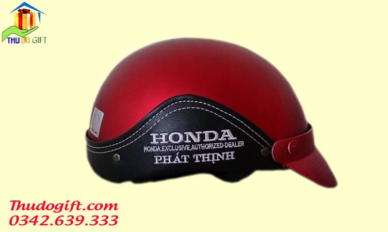 Mũ bảo hiểm khuyến mại HonDa