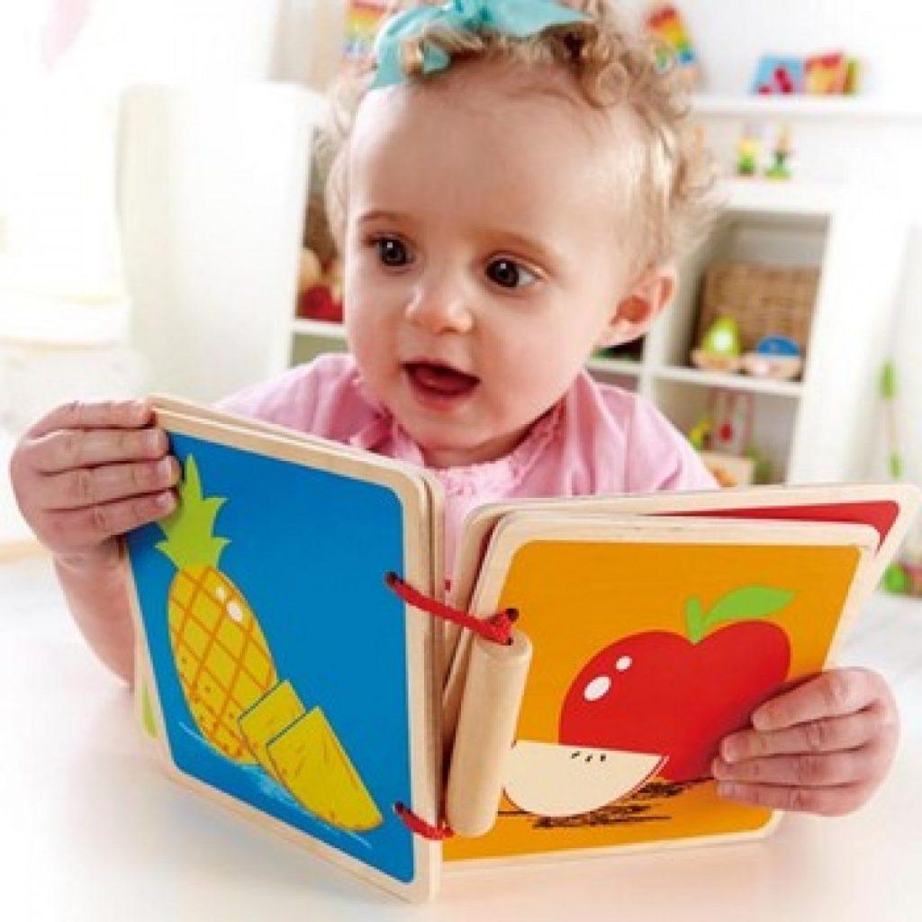 Đồ chơi cho bé từ 3 đến 6 tháng tuổi