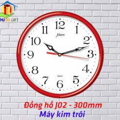 Đồng hồ Jikan 02 - Kim trôi