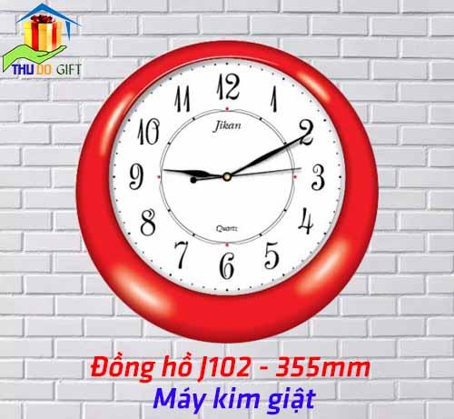 Đồng hồ treo tường Jikan J102