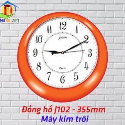 Đồng hồ Jikan J102-Kim trôi (1)