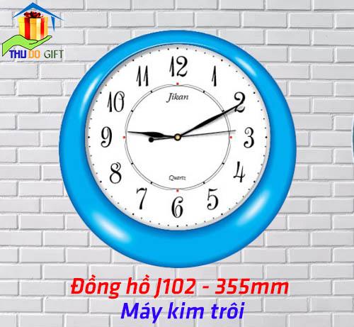 Đồng hồ treo tường Jikan J102N