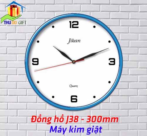 Đồng hồ treo tường Jikan J38
