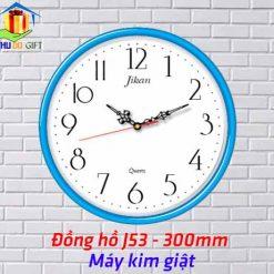 Đồng hồ treo tường Jikan J53