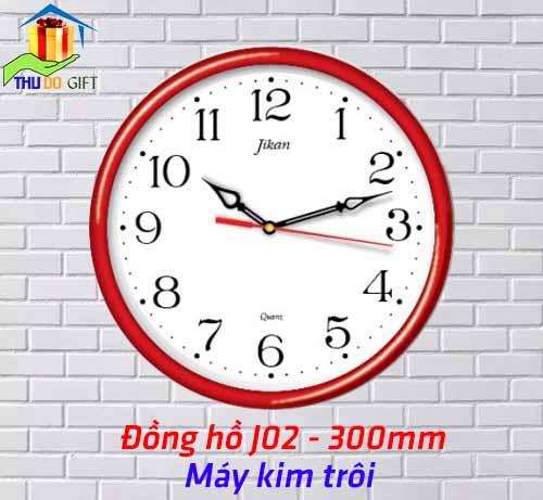 Đồng hồ treo tường Jikan J02N