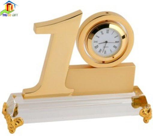 Bộ số đồng hồ để bàn số 10