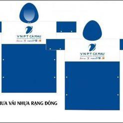 Áo mưa vải nhựa Rạng Đông PVC (1)