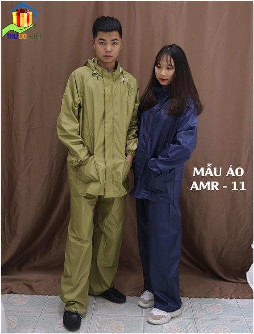 Bộ áo mưa vải dù giá rẻ