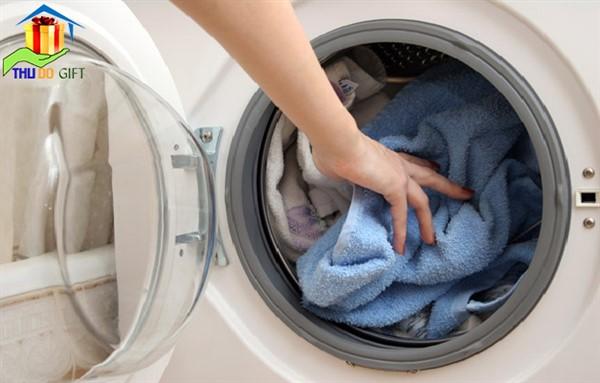 Cách giặt khă tắm đúng cách