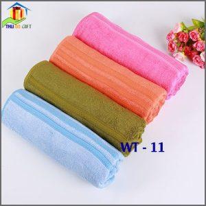 Khăn Tắm 100% Cotton Cao Cấp WT11