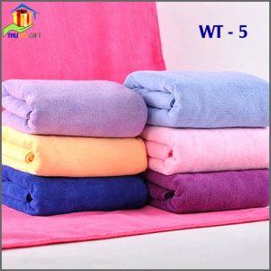 Khăn Tắm 100% Sợi Cotton Cao Cấp WT5