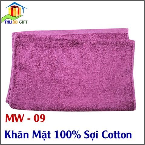Khăn mặt 100% sợi Cotton MW9