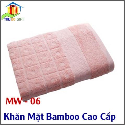 Khăn mặt Bamboo Cao Cấp MW6