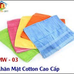 Khăn mặt Cotton Cao Cấp MW3