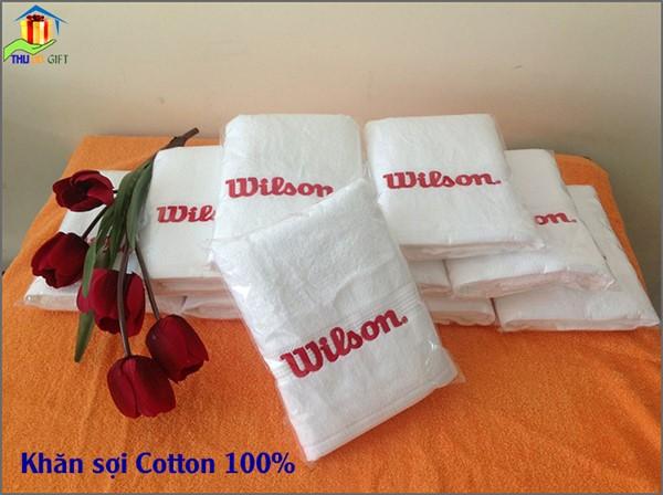 Khăn tắm 100% sợi Cotton Cao Cấp