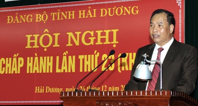 qua tang dai hoi dang hai duong