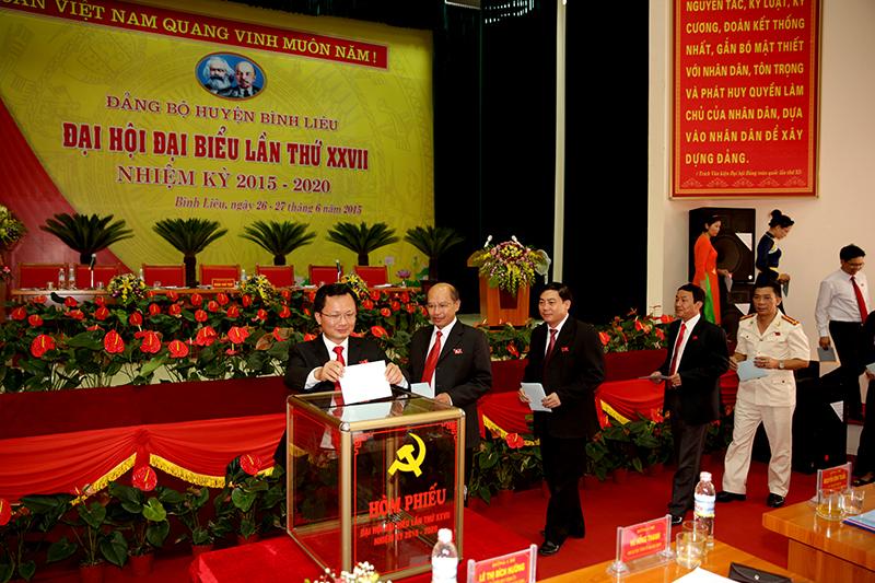 Đại hội Đảng Lần Thứ 13