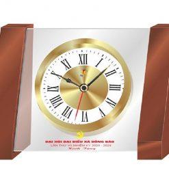 Đồng hồ bàn quà tặng cho đại hôi đảng