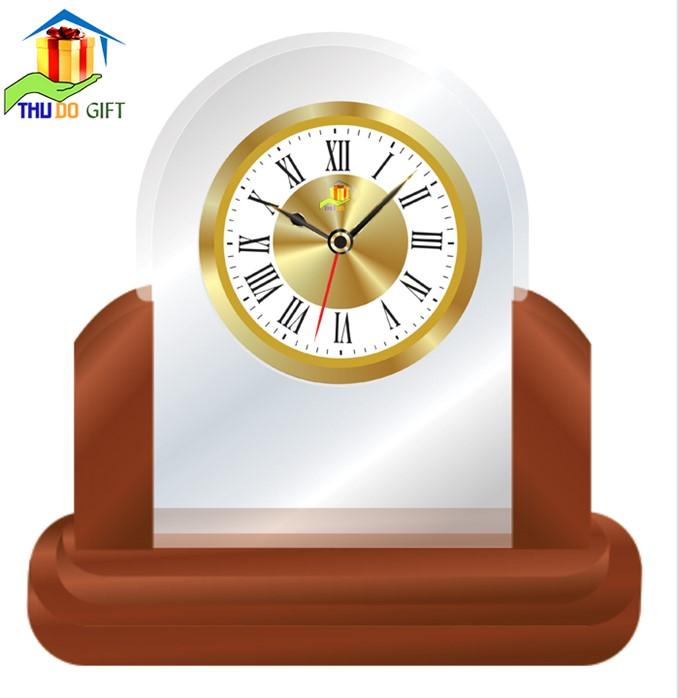 Đồng hồ để bàn-Quà tặng đại hội đảng
