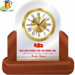 Đồng hồ để bàn đại hội Đảng các cấp