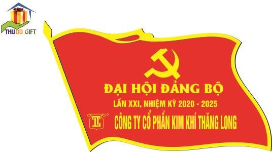 Phù hiệu công ty cổ phần kim khí Thăng Long