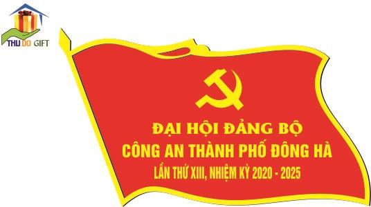 Phù hiệu đại hội thành phố Đông Hà
