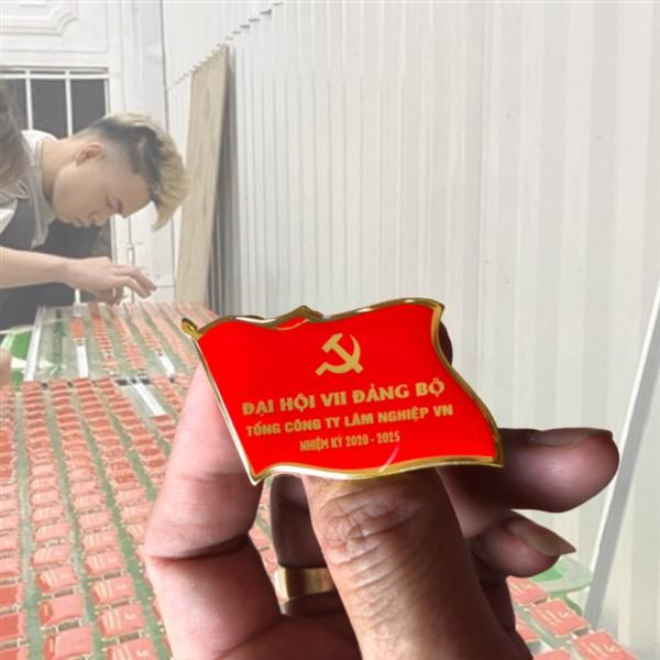 Nơi sản xuất phù hiệu tại Hải Phòng
