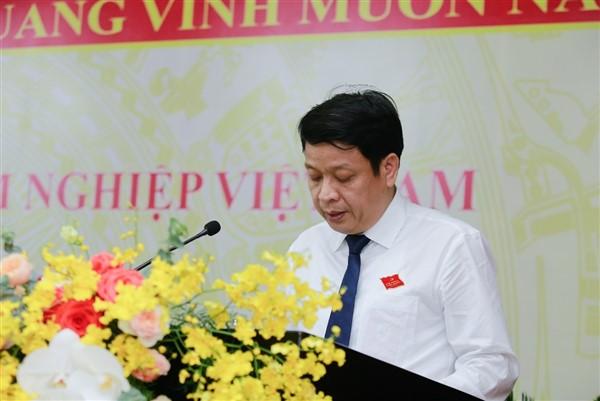 Đại hội tổng công ty lâm nghiệp Việt Nam
