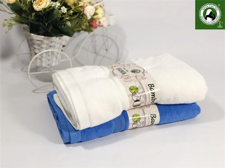 Bộ khăn tắm sợi tre Suka 11