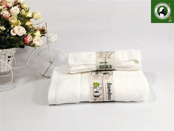 Bộ khăn tắm cao cấp Suka 13