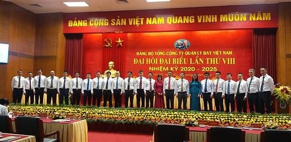 Đại hội Đảng bộ tổng công ty quản lý bay Việt Nam