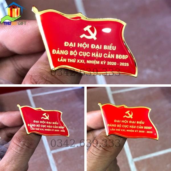 Huy hiệu Đảng bộ cục hậu cần BĐBP
