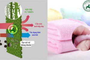 Khăn làm từ sợi tre có tốt không? Mua khăn sợi tre loại nào tốt?