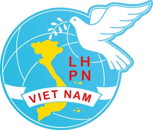 Logo hội liên hiệp Phụ nữ Việt Nam