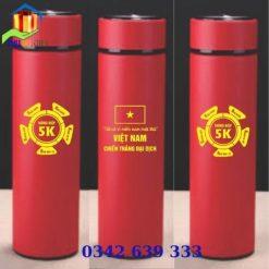 Bình giữ nhiệt Inox in logo Giá rẻ