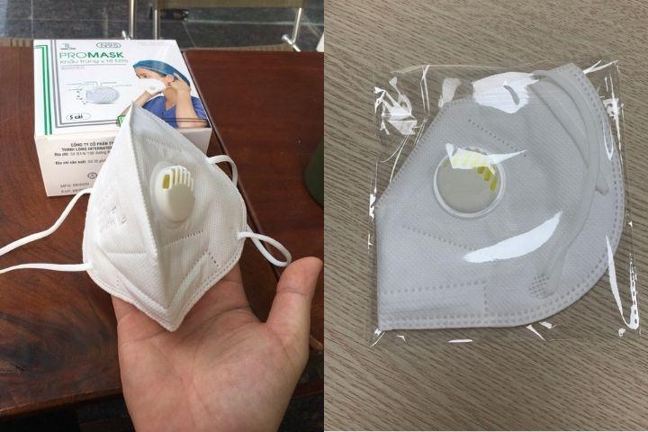 Khẩu trang N95 Pro Mask